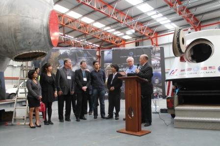 ICM Space joins in space exploration conference with SPACE