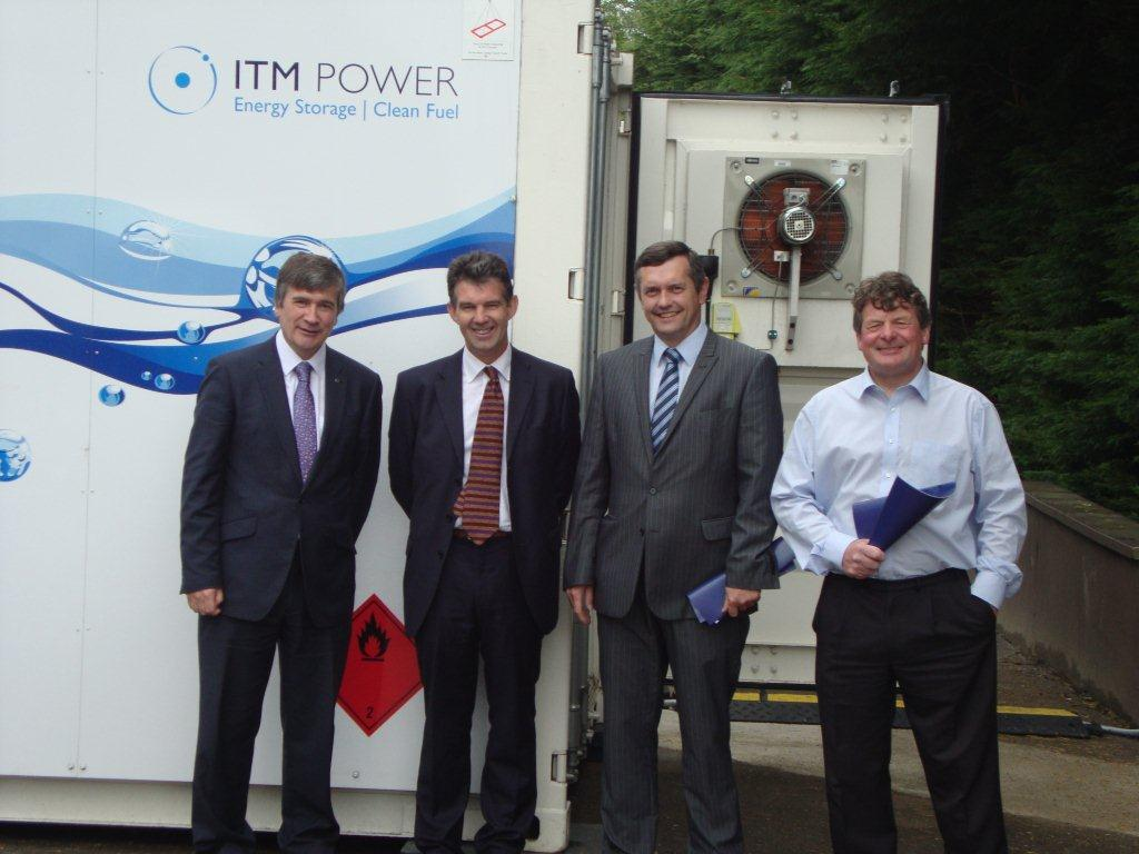 Isle of Man hydrogen fuel trial
