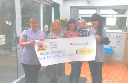 Victoria House 'Party' to raise funds for Physiotherapy