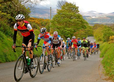 Consistent Kelly scores points again in National Junior Road Race Series