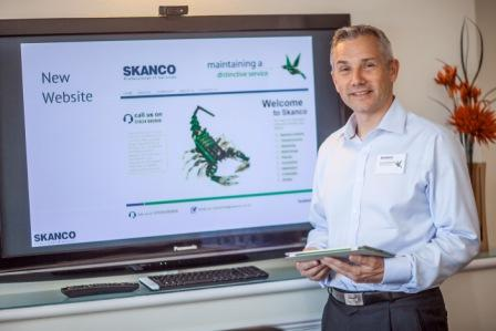 Skanco Celebrates Rebrand with Launch of New Website
