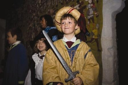 Living History Fun Day at Castle Rushen