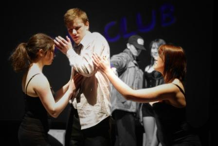 Hard-hitting Theatre Wows Audiences at Ballakermeen High School