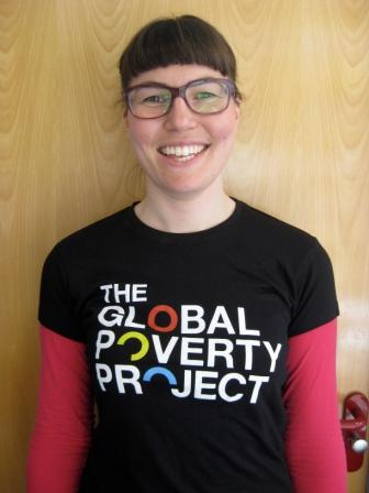 Local Global Poverty Ambassador Leads Anti-Poverty Challenge by living below Poverty Line