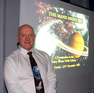 Astronomical Society to discuss Manx night sky