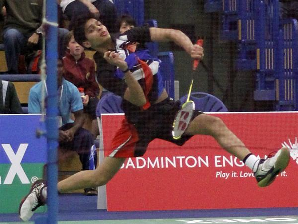CYG 2011: Badminton in pictures