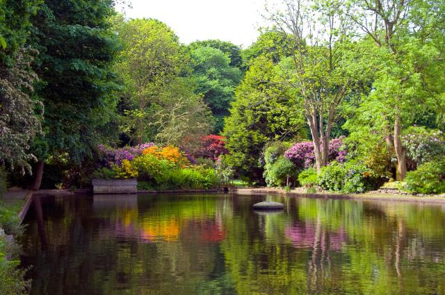 Milntown gardens re-open to the public | Isle of Man News ...