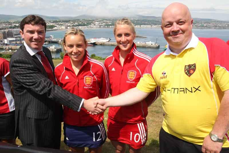 Wi-Manx signs major sponsorship deal for Manx hockey