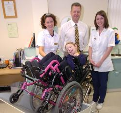 First Mobile Dental Chair will Help Disabled