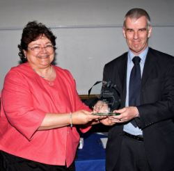 Post office HR Manager Takes Top Award | Isle of Man News
