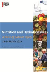 Noble's Hospital supports Patient Safety First's 'Nutrition and Hydration Week' | Isle of Man News :: isleofman.com