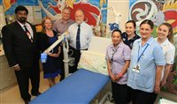 Microgaming Health & Care Trust purchases VeinViewer for Children's Ward