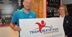 Champion takes up the baton to help Commonwealth Games squad