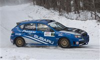 Fagg returns to Canadian rally series