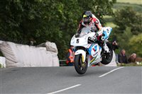 Anstey sets up Dunlop head to head with fastest lap to date