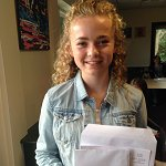 Island students receive GCSE results