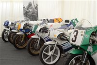 Bikes assemble to pay tribute to Joey Dunlop