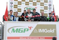 Redmayne clinces thrilling IMGold Newcomers A MGP race