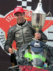 Neesom wins incident packed SuperTwin race at IMGold MGP