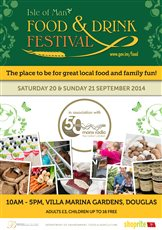 Fantastic line-up for 6th Isle of Man Food & Drink Festival