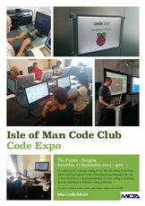 Code Club announces Code Expo