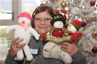 Successful first Volunteer Christmas Fair for Hospice