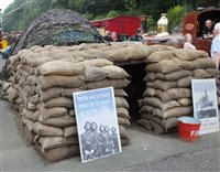 Wartime Relived in Island at War Event