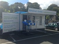 Alzheimer's Society community roadshow makes a stop in Isle of Man