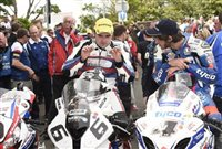 Hawk Racing for Michael Dunlop
