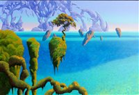 Islands and Bridges, The Art of Roger Dean