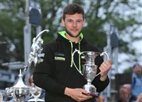 Dan Hegarty to pilot new Honda Fireblade with Top Gun for 2017 campaign