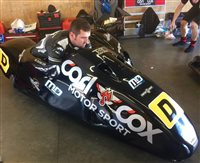 Carl Cox Motorsport mixes it up with sponsorship and promotion of Michael Dunlop