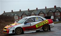 Newby and Fagg sweep to North West Stages glory