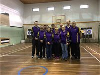 Archery Squad for 2017 Island Games