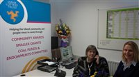 New phone system for Housing Matters thanks to the Manx Lottery Trust