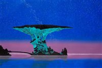 Roger Dean Paintings Acquired by Isle of Man Collectors