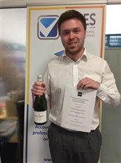Amazing initial exam result for Accountancy Apprentice – David Ford