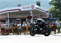 Hutchinson starts favourite for Monster Energy Supersport TT Races