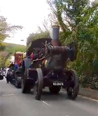 Festival of Steam update regarding movement of steam traction procession
