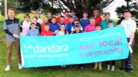 More than 30 young golfers contest first round of Dandara Junior Order of Merit