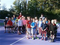 Albany Tennis Club News
