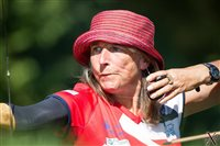 Archery – Lesley selected to represent GB at World Championships