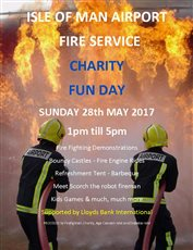 Airport Fire Service charity fun day