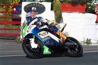 Cooper takes best ever TT finish with fifth in Lightweight race
