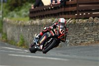 Fifth place and best ever lap for Rutter in Senior TT
