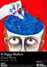 """A Happy Medium"" - Exhibition at Sayle Gallery"