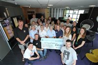 Microgaming blood drive raises £725 for the Joey Dunlop Foundation on World Blood Donor Day