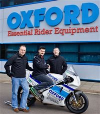 James Hillier goes back to the future with Oxford Team Ducati
