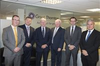 Grant Thornton welcomes Lieutenant Governor to its Douglas offices