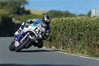 Senior TT winner Michael Dunlop leads three rider Team Classic Suzuki line up for 2017 Classic TT
